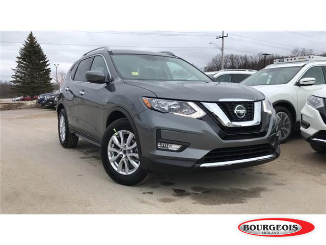 2019 Nissan Rogue SV (Stk: 019RG6) in Midland - Image 1 of 18