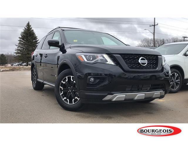 2019 Nissan Pathfinder SL Premium (Stk: 019PA1) in Midland - Image 1 of 22