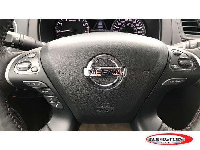 2019 Nissan Pathfinder SL Premium (Stk: 019PA1) in Midland - Image 7 of 22