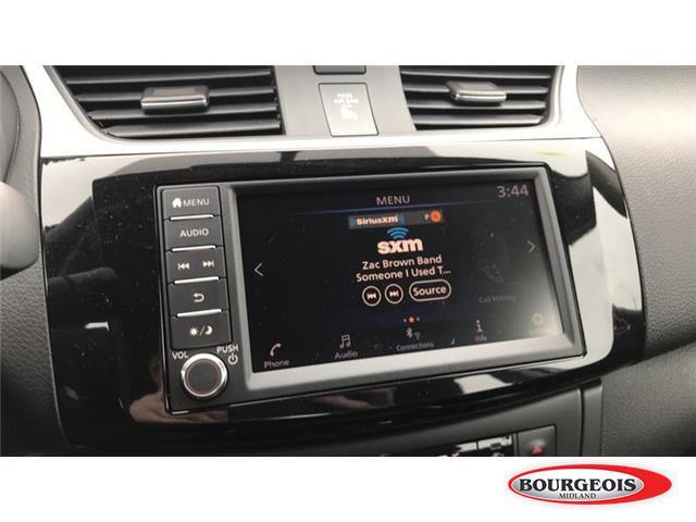 2019 Nissan Sentra 1.8 SV (Stk: 019SE1) in Midland - Image 12 of 18