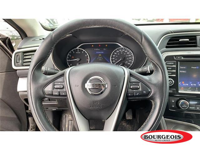 2018 Nissan Maxima SV (Stk: 000U11) in Midland - Image 8 of 10