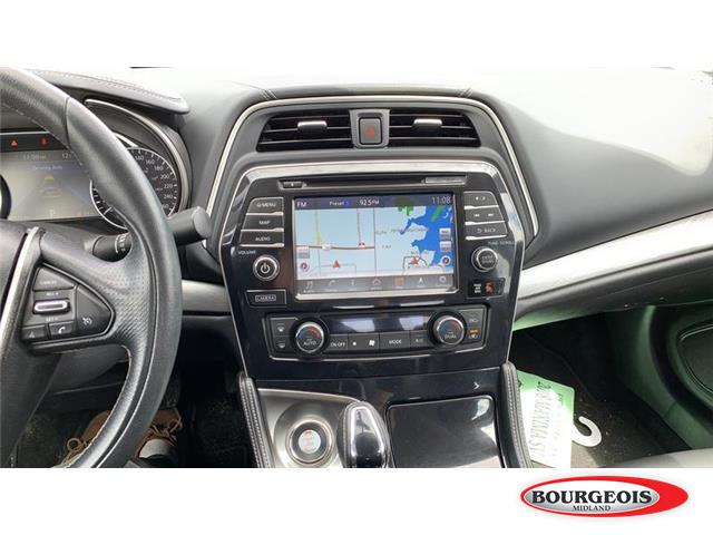 2018 Nissan Maxima SV (Stk: 000U11) in Midland - Image 10 of 10