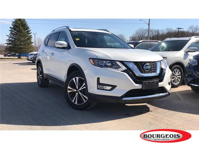 2019 Nissan Rogue SV (Stk: 000U10) in Midland - Image 1 of 16