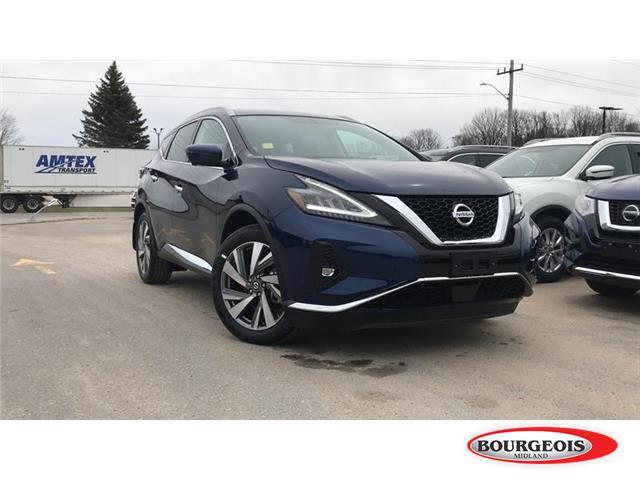 2019 Nissan Murano SL (Stk: 019MR4) in Midland - Image 1 of 17