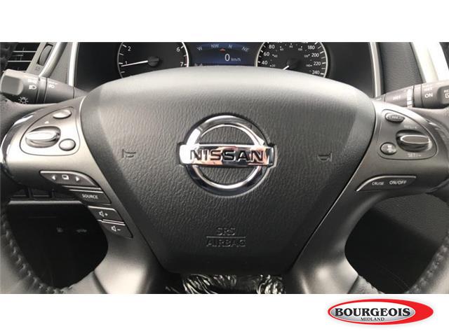 2019 Nissan Murano SL (Stk: 019MR4) in Midland - Image 7 of 17