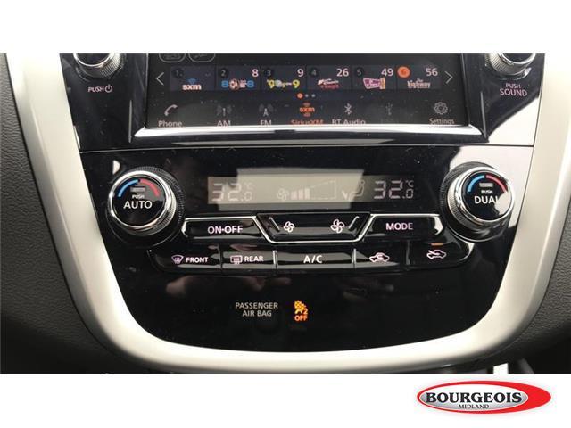 2019 Nissan Murano SL (Stk: 019MR4) in Midland - Image 11 of 17