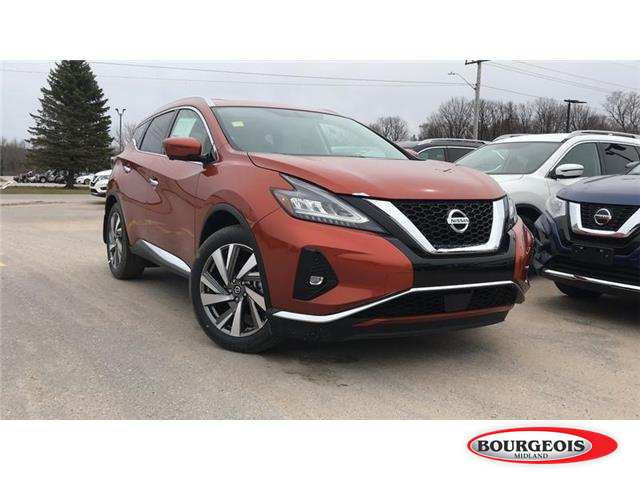 2019 Nissan Murano SL (Stk: 019MR5) in Midland - Image 1 of 12