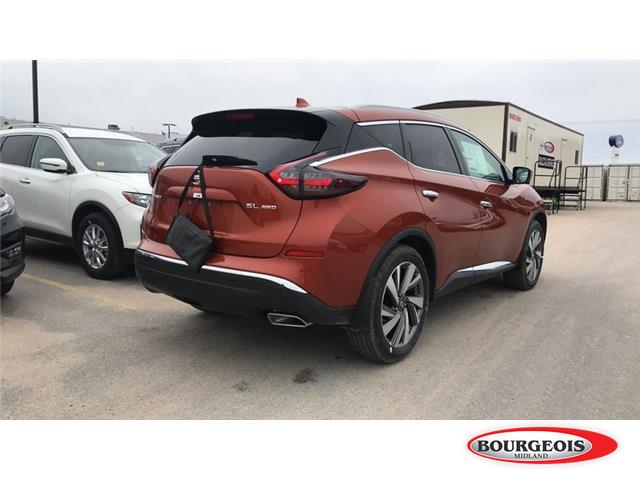 2019 Nissan Murano SL (Stk: 019MR5) in Midland - Image 3 of 12