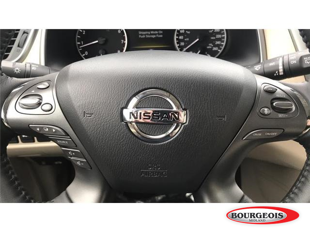 2019 Nissan Murano SL (Stk: 019MR5) in Midland - Image 6 of 12