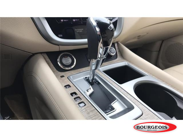 2019 Nissan Murano SL (Stk: 019MR5) in Midland - Image 8 of 12