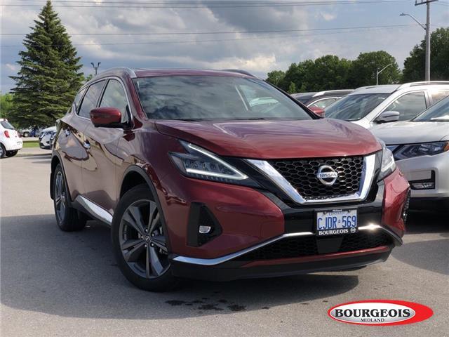 2019 Nissan Murano Platinum (Stk: 19MR10) in Midland - Image 1 of 22