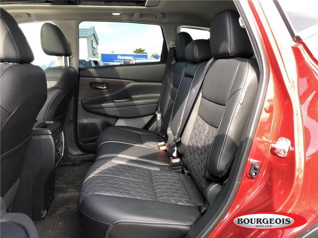 2019 Nissan Murano Platinum (Stk: 19MR10) in Midland - Image 8 of 22