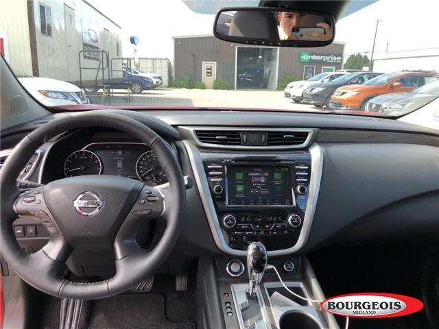 2019 Nissan Murano Platinum (Stk: 19MR10) in Midland - Image 11 of 22