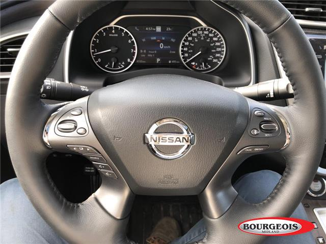 2019 Nissan Murano Platinum (Stk: 19MR10) in Midland - Image 12 of 22