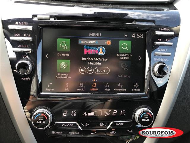 2019 Nissan Murano Platinum (Stk: 19MR10) in Midland - Image 14 of 22