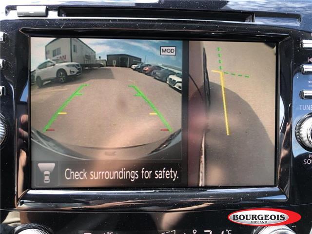 2019 Nissan Murano Platinum (Stk: 19MR10) in Midland - Image 17 of 22
