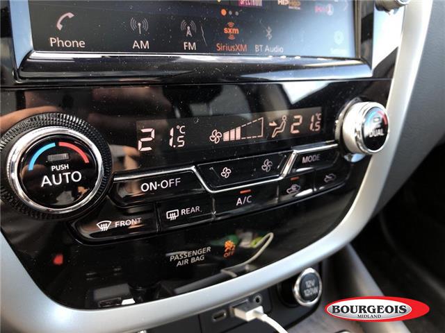 2019 Nissan Murano Platinum (Stk: 19MR10) in Midland - Image 18 of 22