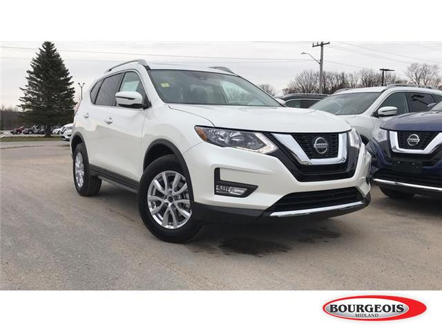 2019 Nissan Rogue SV (Stk: 19RG16) in Midland - Image 1 of 3