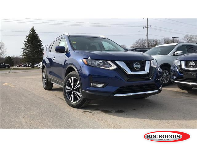 2019 Nissan Rogue SV (Stk: 19RG18) in Midland - Image 1 of 12