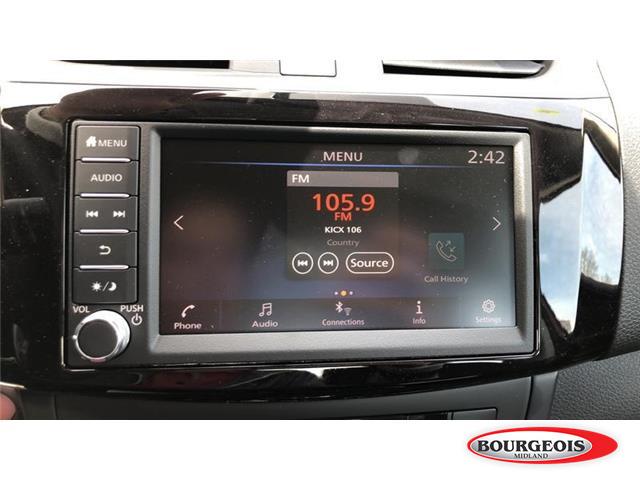 2019 Nissan Sentra 1.8 SV (Stk: 019SE4) in Midland - Image 12 of 21