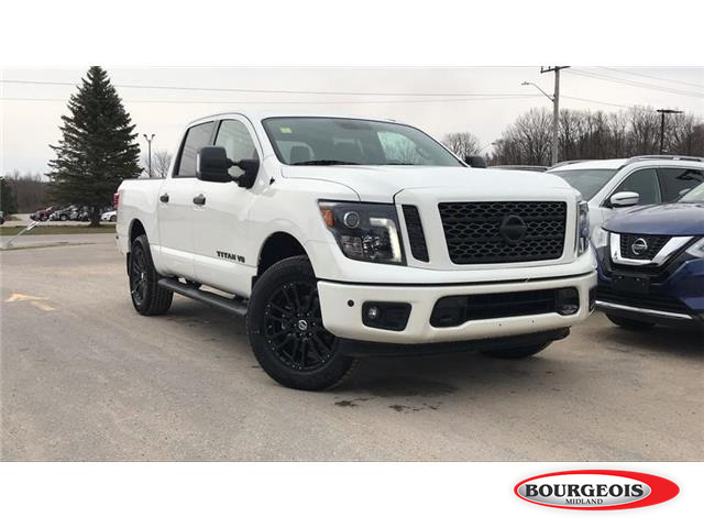 2019 Nissan Titan SL Midnight Edition (Stk: 019TN1) in Midland - Image 2 of 20