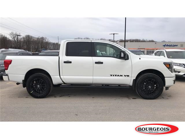 2019 Nissan Titan SL Midnight Edition (Stk: 019TN1) in Midland - Image 2 of 19