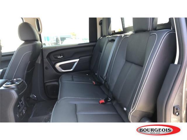 2019 Nissan Titan PRO-4X (Stk: 019TN6) in Midland - Image 8 of 22