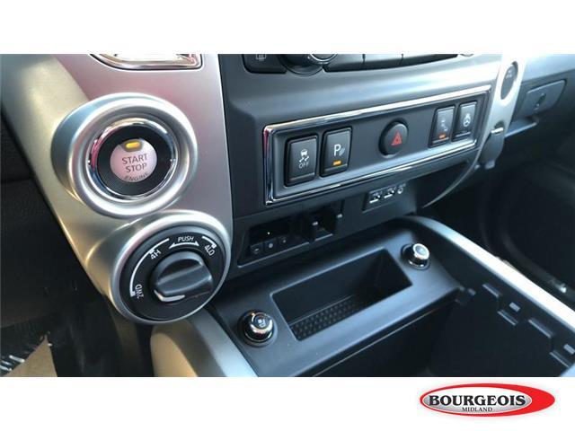 2019 Nissan Titan PRO-4X (Stk: 019TN6) in Midland - Image 19 of 22