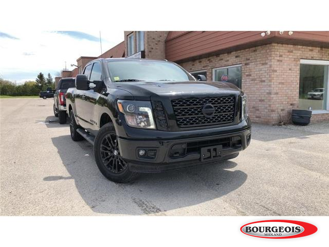 2019 Nissan Titan SV Midnight Edition (Stk: 019TN5) in Midland - Image 1 of 20