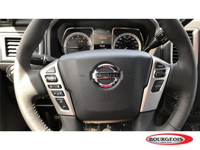 2019 Nissan Titan SV Midnight Edition (Stk: 019TN5) in Midland - Image 9 of 20