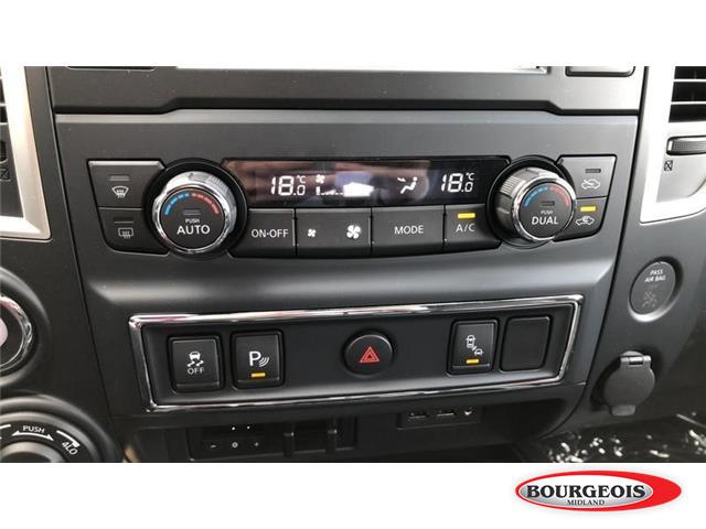 2019 Nissan Titan SV Midnight Edition (Stk: 019TN5) in Midland - Image 14 of 20