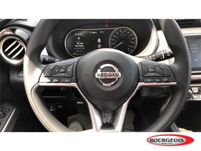 2019 Nissan Kicks SV (Stk: 19KC10) in Midland - Image 10 of 17