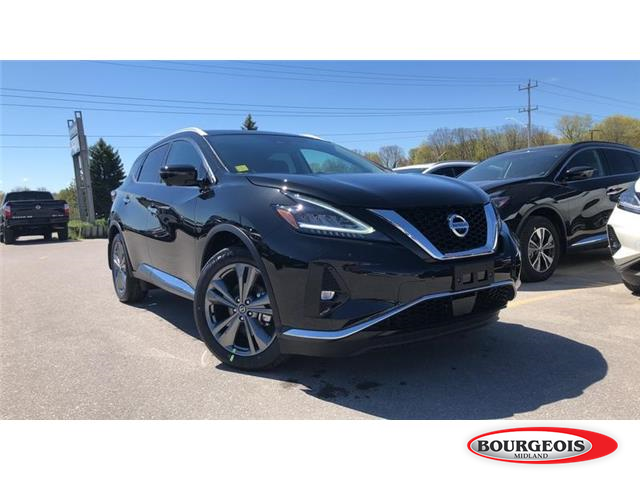 2019 Nissan Murano Platinum (Stk: 19MR12) in Midland - Image 1 of 26