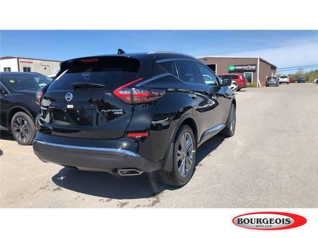 2019 Nissan Murano Platinum (Stk: 19MR12) in Midland - Image 3 of 26
