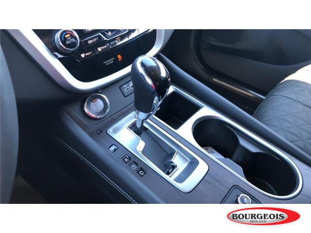 2019 Nissan Murano Platinum (Stk: 19MR12) in Midland - Image 20 of 26