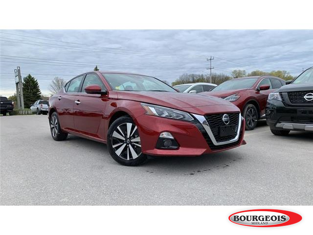 2019 Nissan Altima 2.5 SV (Stk: 019AL4) in Midland - Image 1 of 10