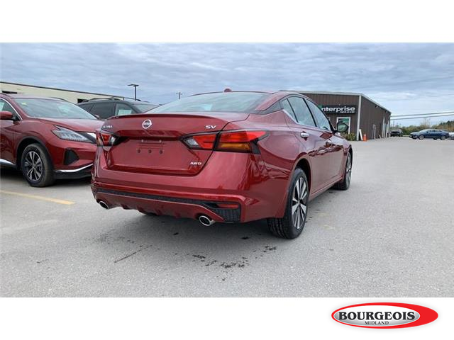 2019 Nissan Altima 2.5 SV (Stk: 019AL4) in Midland - Image 3 of 10
