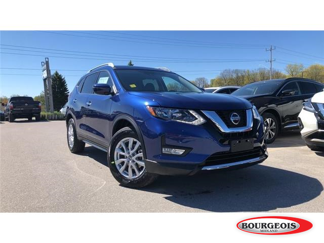 2019 Nissan Rogue SV (Stk: 19RG25) in Midland - Image 1 of 20