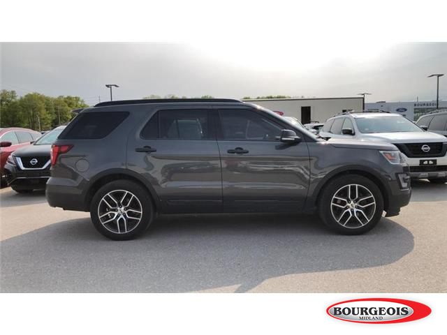 2016 Ford Explorer Sport (Stk: 19AL2A) in Midland - Image 2 of 21