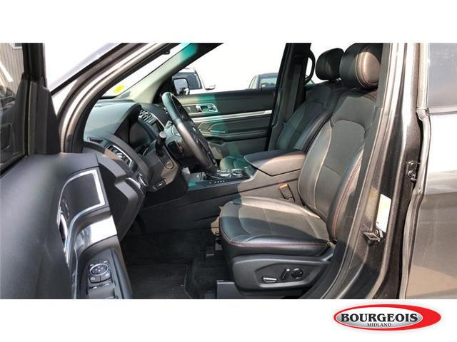2016 Ford Explorer Sport (Stk: 19AL2A) in Midland - Image 4 of 21