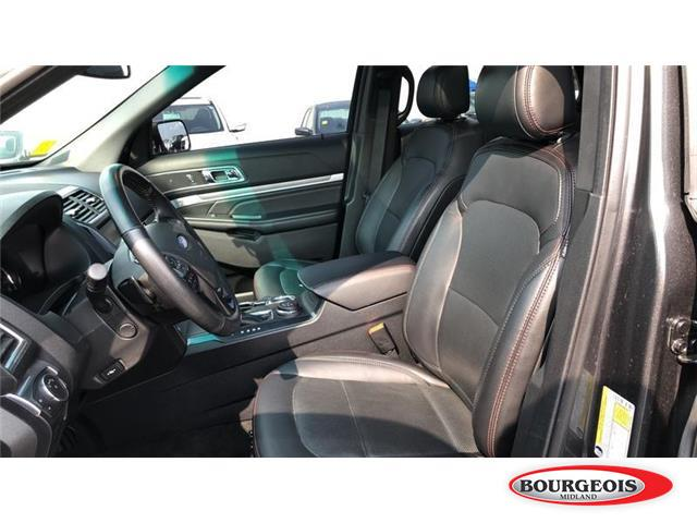 2016 Ford Explorer Sport (Stk: 19AL2A) in Midland - Image 5 of 21
