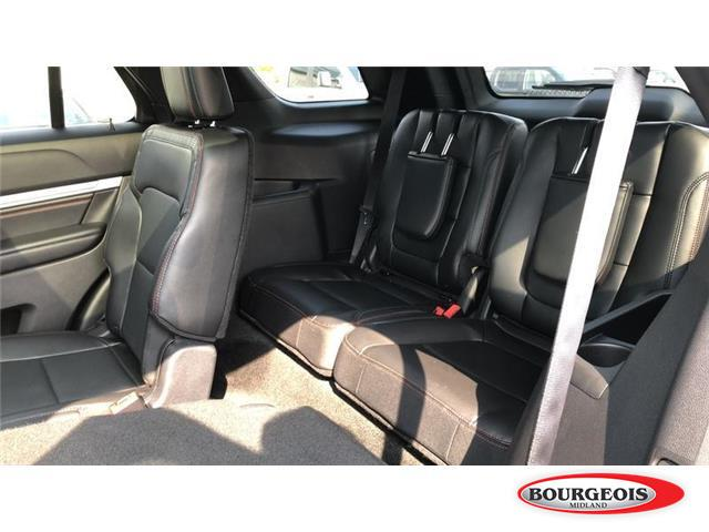 2016 Ford Explorer Sport (Stk: 19AL2A) in Midland - Image 9 of 21