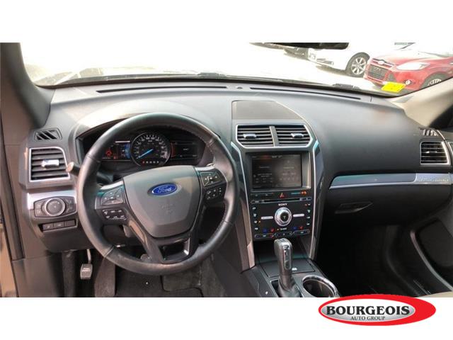 2016 Ford Explorer Sport (Stk: 19AL2A) in Midland - Image 10 of 21