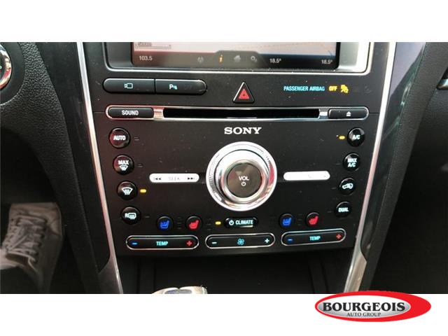 2016 Ford Explorer Sport (Stk: 19AL2A) in Midland - Image 17 of 21