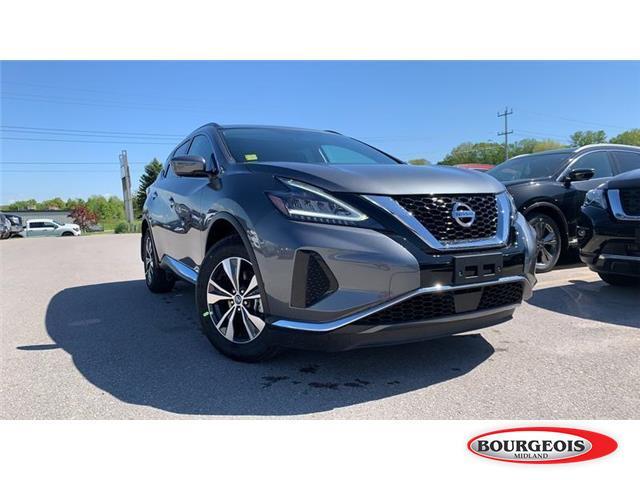 2019 Nissan Murano SV (Stk: 19MR14) in Midland - Image 1 of 19