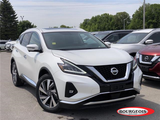 2019 Nissan Murano SL (Stk: 19MR15) in Midland - Image 1 of 21