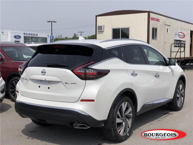 2019 Nissan Murano SL (Stk: 19MR15) in Midland - Image 3 of 21