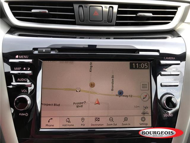2019 Nissan Murano SL (Stk: 19MR15) in Midland - Image 12 of 21