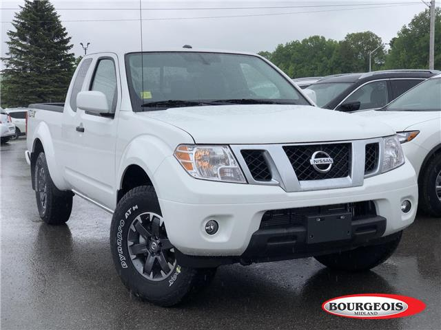 2019 Nissan Frontier PRO-4X (Stk: 19FR11) in Midland - Image 1 of 17