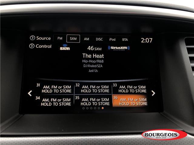 2019 Nissan Pathfinder SL Premium (Stk: 19PA13) in Midland - Image 12 of 22